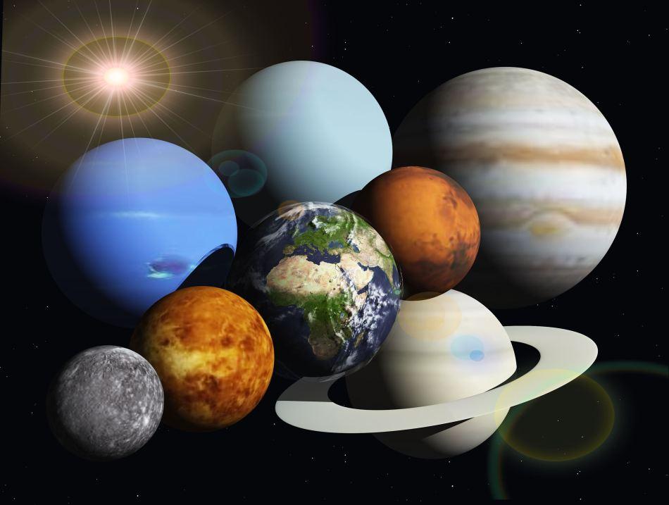 Planete astronomic