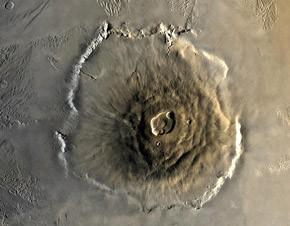 Olympus Mons Marte