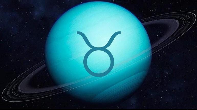 Uranus in Taur 15 mai 2018